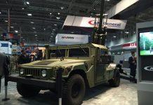 Hawkeye 105 mm lightweight howitzer system