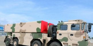 M20 Tactical Missile System