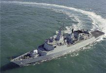 KD Lekiu, kapal tercanggih milik Angkatan Laut Malaysia