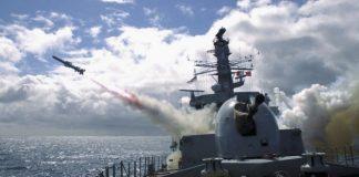 GWS60 Harpoon launch