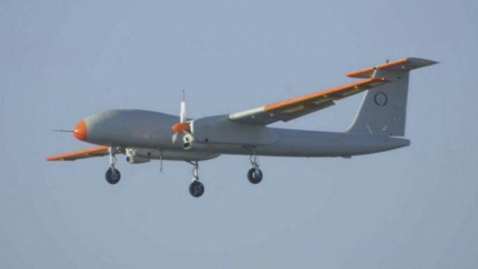 Rustom-II in flight test