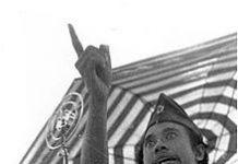 Bung Tomo pengobar semangat juang rakyat Indonesia dalam pertempuran 10 November