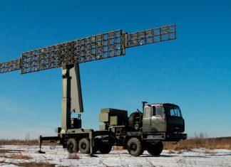 Vostok 3d radar complex