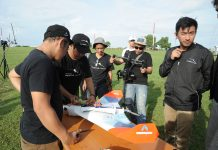 Menembus Langit ekspedisi UAV di Stratosfer