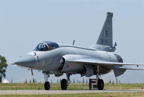 JF-17 Thunder AU Pakistan