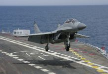 Ilustrasi MiG-29K