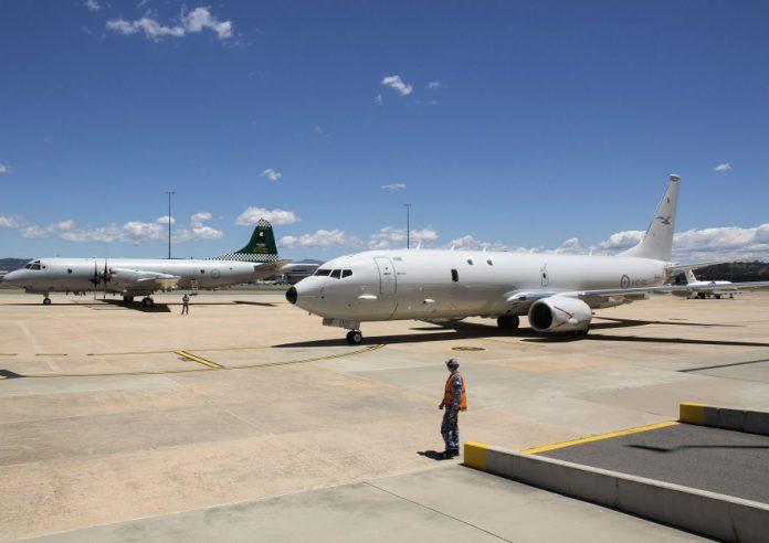 RAAF's New P-8A Poseidon