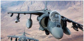 McDonnel Douglas AV-8 Harrier II USMC