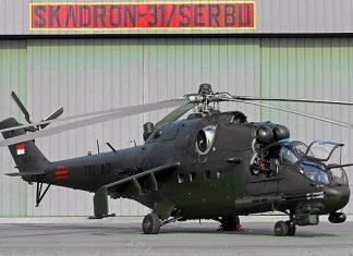 Perawatan Helikopter Mi-35P TNI AD Ke Rusia