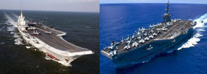 13-kapal-induk-as-dan-tiongkok-berpotensi-bentrok