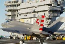 Donald Trump Tandingkan F/A-18 Dengan F-35