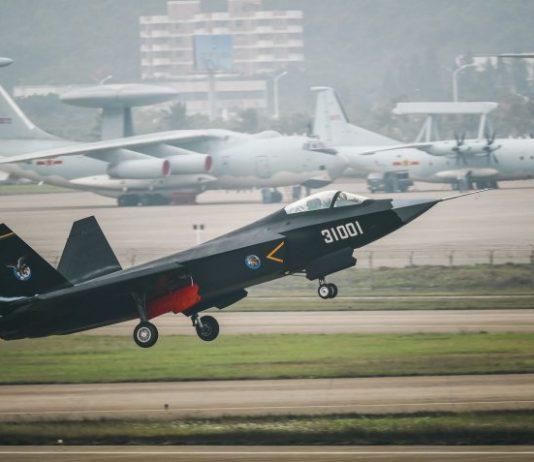 FC-31, Jet Tempur Siluman Dari China, Murah Tapi Bukan Murahan