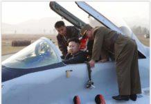 MiG 29 Militer Korea Utara