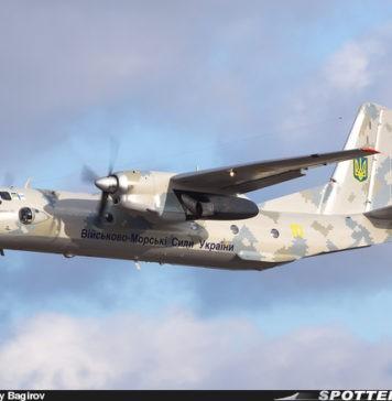 Awak Kapal Perang Rusia Tembaki Pesawat Angkut Militer Ukraina