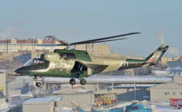 Unik, Helikopter Kecepatan Tinggi Buatan Rusia Jalani Uji Terbang.