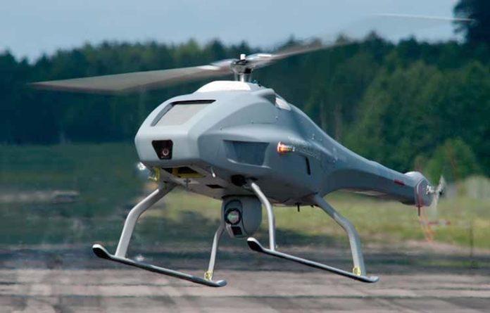 Indonesia Terima UAV VTOL Skeldar V200