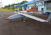 aerostar UAV 2