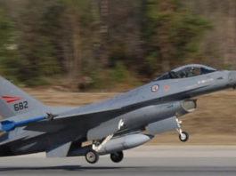 Nasib Armada Jet Tempur F-16 AU Norwegia.