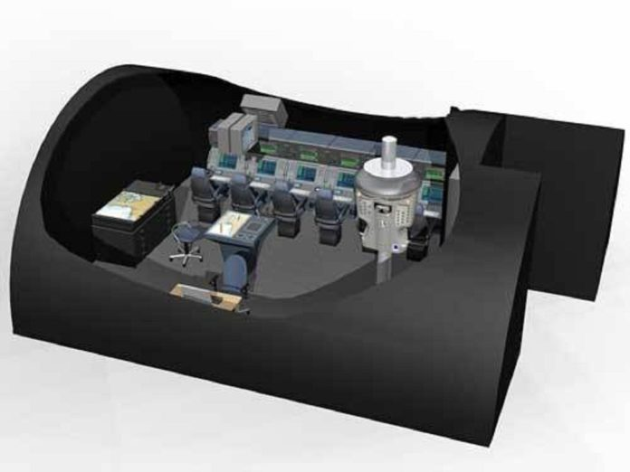 Submarine Command Team Trainer: Simulator Awak Kapal Selam