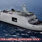 First Steel Cutting LPD 124 Meter Untuk TNI AL.