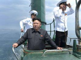 Mengintip Armada Kapal Selam Korea Utara