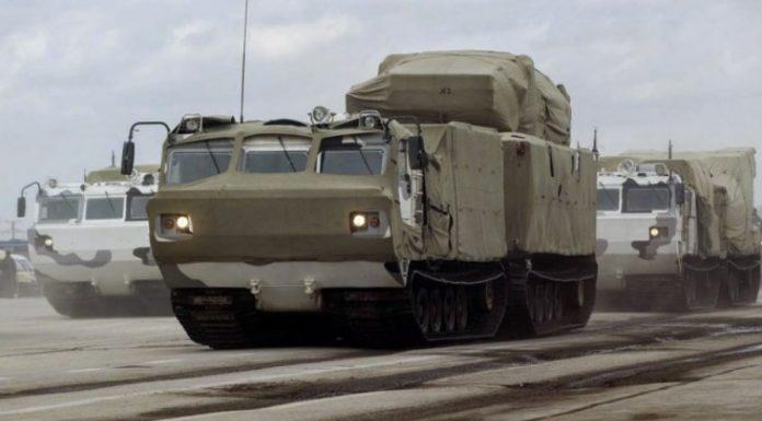 Rusia Mulai Pamerkan Sistem Hanud Khusus Kutub Utara