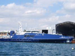 AUSTAL Kirimkan Kapal Patroli Kelas Cape Untuk AL Australia