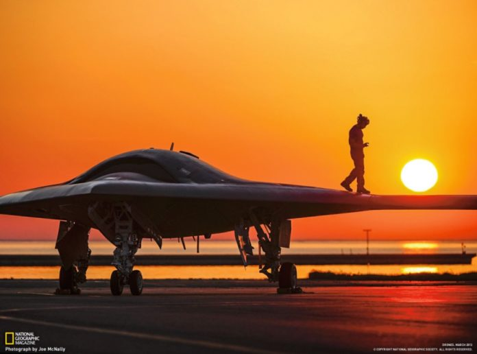 X-47B, Pesawat Tempur Tanpa Awak Masa Depan