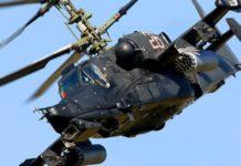 Mengenal Helikopter Tempur Rusia Kamov Ka-50 Hokum