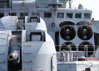 85RU Rastrub, Alutsista Dual Purpose Weapon Rudal - Torpedo asal Rusia