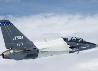 Pesawat Latih T50A Capai 100 Sorti Penerbangan