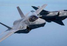 Pesawat Tempur F35