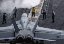 F18 E/F Super Hornet Akan Melaksanakan Program SLEP