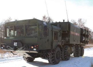 Rusia Gelar Latihan Sistem Senjata Pertahanan Pantai Dekat Perbatasan