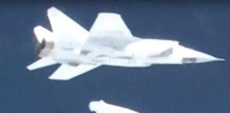 Rudal Hipersonik Kinzhal Senjata Baru MiG31
