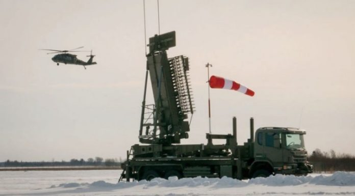 Latvia Terima Radar Multiperan TPS77 MRR Dari AS