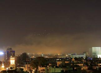 Pasukan Koalisi Lancarkan Serangan Udara Ke Suriah