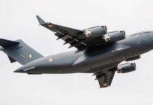 India Ambil Pesawat Angkut C17 Globemaster Terakhir