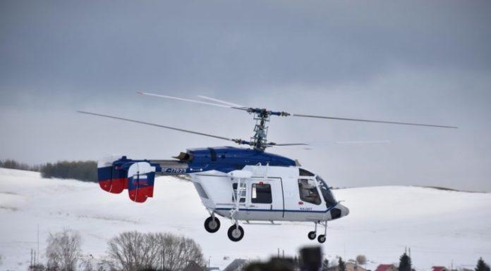 India Beli Helikopter Kamov Ka226T