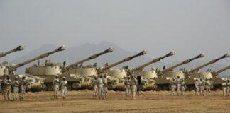 Permintaan Pembelian M109A6 Paladin Arab Saudi Disetujui AS