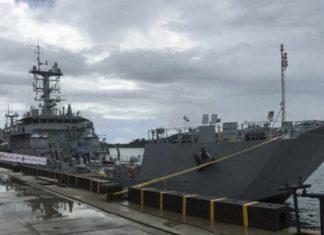 India Luncurkan Kapal LCU Mk IV Unit Ke Empat