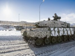 Norwegia Batalkan Rencana Upgrade MBT Leopard