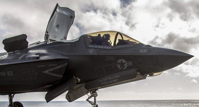 F-35B Ligtning II, F-35 Turki adalah F-35A