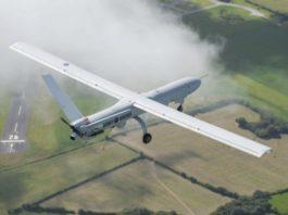 Drone Watchkeeper AD Inggris Kembali Jatuh