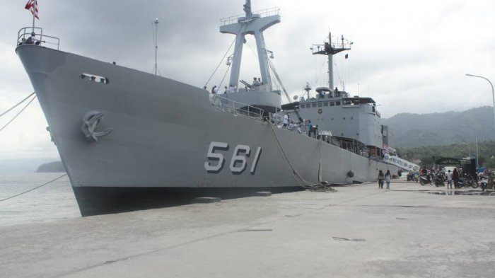 Seri Kapal Legendaris TNI AL : KRI Multatuli 561