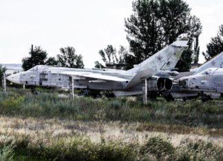 Kuburan Pesawat Tempur Rusia