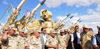 Personel & Alutsista Angkatan Pertahanan Udara Mesir
