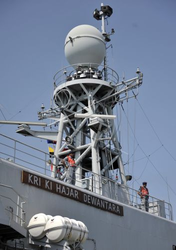 Seri Kapal Legendaris TNI AL : KRI Ki Hajar Dewantara 364