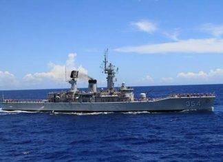 Seri Kapal Legendaris TNI AL : KRI Oswald Siahaan 354
