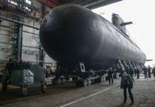 Rusia Luncurkan Unit Kedua Kapal Selam Kelas Lada